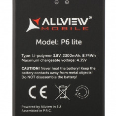 Acumulator Allview P6 Lite Bulk original