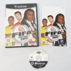 Joc consola Nintendo Gamecube - Fifa Football 2003