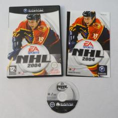 Joc consola Nintendo Gamecube  Game Cube - NHL 2004