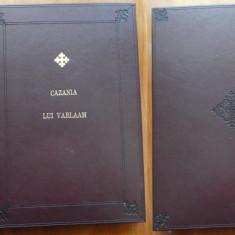 Florea Muresanu, Cazania lui Varlaam, 1643 - 1943, 1944, legatura piele