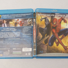 Film Blu-ray bluray -  Spider - Man 3  Spiderman 3
