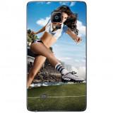 Husa Fifa Girl SAMSUNG Galaxy Note 4 Edge