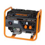 Generator de curent Stager GG 4600, Open frame, Benzina, 3.2 kW, Monofazat,