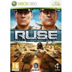 RUSE - XBOX 360 [Second hand], Strategie, 12+, Single player