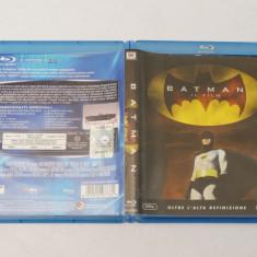 Film Blu-ray bluray - Batman The Movie - Film actiune, Engleza