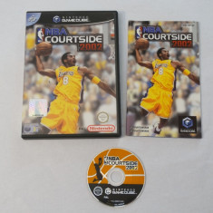 Joc consola Nintendo Gamecube - NBA Courtside 2002