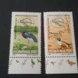 Romania 1999-LP 1485-Europa 99--Rezervatii naturale ,nestampilate., Nestampilat
