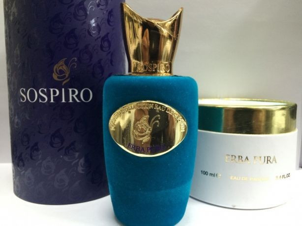 Parfum Nou Sospiro Erba Pura Unisex Sigilat Original Calitatea