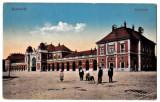 Cluj  Kolozsvar,ilustrata circulata in 1915  gara, Cluj Napoca, Printata