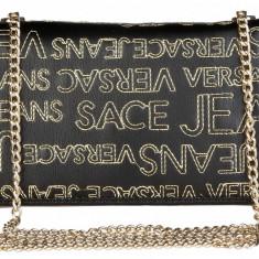 Geanta plic Versace E3VOBPB1 - Geanta Dama Versace, Culoare: Negru, Marime: Mica