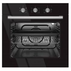 Cuptor electric incorporabil Pyramis SMARTLINE SO500 60 litri 2300W Clasa A Negru