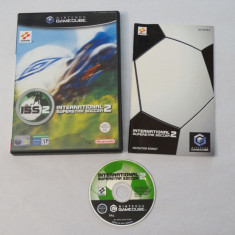 Joc consola Nintendo Gamecube - International Super Star Soccer 2 ISS 2, Sporturi, Toate varstele, Single player