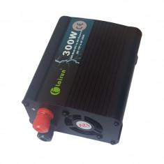 Invertor tensiune 12V-220V Lairun, 300 W, putere continua 275 W - Invertor Auto