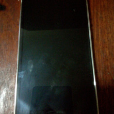 Samsung galaxy S5 Model SM-G901F - Telefon mobil Samsung Galaxy S5, Negru, 16GB, Orange, Single SIM