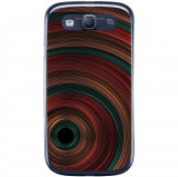 Husa Color Tunnel Circles Samsung Galaxy S3 Neo I9301 S3 I9300