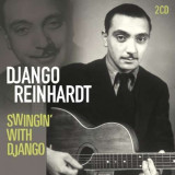Django Reinhardt - Swingin' With Django ( 2 CD )