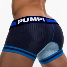 Boxeri barbati / Lenjerie masculina Pump! marimea S, Marime: S, Culoare: Albastru