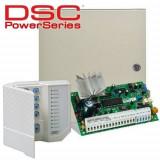 Centrala alarma antiefractie DSC Power PC 585 cu tastatura - Sisteme de alarma