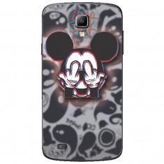Husa Glitchy Mickey SAMSUNG Galaxy S4 Active