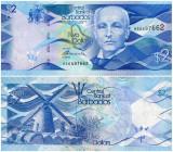 Barbados 2013 - 2 dollars UNC