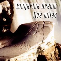 Tangerine Dream Live Miles slipcase (cd) - Muzica Pop