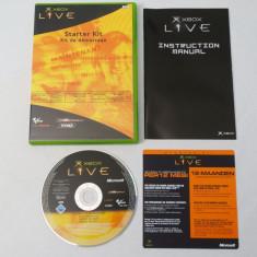 Xbox classic - Starter Kit Xbox Live - Jocuri Xbox, Actiune, Toate varstele, Single player