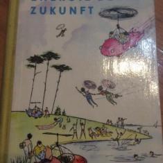 ENERGIE DER ZUKUNFT - HANS KLEFFE - CARTE IN LIMBA GERMANA - Carte in germana