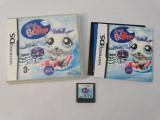 Joc consola Nintendo DS - Littlest Pet Shop - complet carcasa si manual, Actiune, Toate varstele, Single player