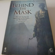Behind the mask - dvd