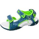 Sandale pentru baietei AMERICAN CLUB 256/14, Albastru, American Club