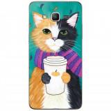 Husa Cozy Cat SAMSUNG Galaxy Grand Prime