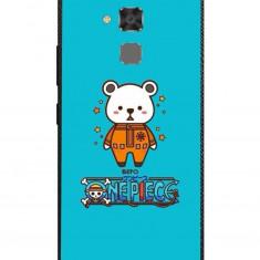 Husa Cartoon Bepo Bear ASUS Zenfone 3 Max Zc520tl