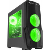 Carcasa Genesis Titan 800 Green, Middle Tower