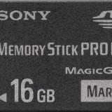 Card memorie- Pro duo -Memory Stick produo-16GB- pentru psp- camere foto -video, Compact Flash