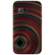 Husa Color Tunnel Circles SAMSUNG Galaxy Young 2 - Husa Telefon