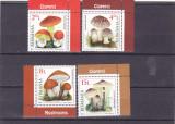 CIUPERCI ,2017,MNH,ROMANIA., Flora, Nestampilat