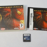 Joc consola Nintendo DS 3DS - Spider-Man Spiderman 2 - complet, Actiune, Toate varstele, Single player