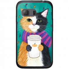 Husa Cozy Cat Samsung Galaxy Young 2 G130 - Husa Telefon