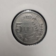 5 lei 1947 - Moneda Romania