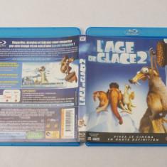 Film Blu-ray bluray -  Ice Age 2