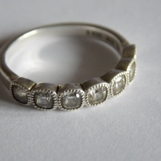 Inel din argint Pandora Alluring cushion 191019cz(retired), marime 56