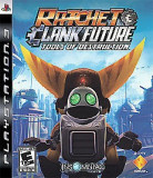 Ratchet and Clank FUTURE  – Tools of destruction -  PS3 [Second hand], Actiune, Toate varstele, Single player