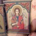 Icoane pictate pe lemn semnate Ieremia Profeta