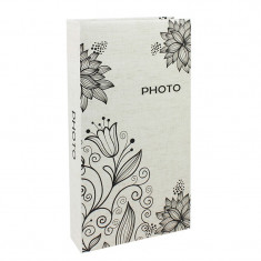 Album foto Simple floral, 300 poze, 50 file, format 10x15 cm