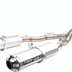 Sistem evacuare dublu complect Trinity racing Stage 5 Yamaha Cod Produs: MX_NEW 18300424PE