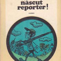 MARIUS MIRCU - M-AM NASCUT REPORTER - Roman