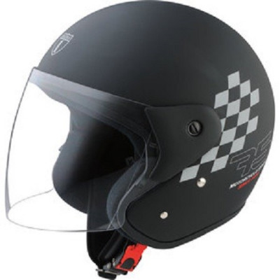 Casca semi integrala Highway 1 Dx2 Edition 75 marime XL culoare negru mat Cod Produs: MX_NEW 20307105LO foto