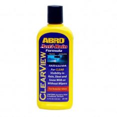 Solutie antiaderenta apa pe geam Abro, 103 ml - Solutie curatat bord Auto