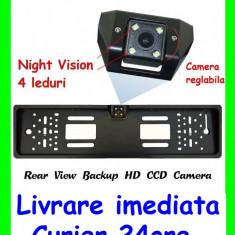 Cumpara ieftin Suport Numar cu CAMERA Marsarier cu Night Vision Led-uri AL-080817-16
