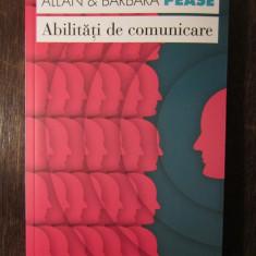 Abilitati De Comunicare - Allan & Barbara Pease - Carte dezvoltare personala